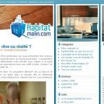 Le blog de la semaine (5) : le blog de l'habitat malin
