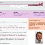 Le blog de la semaine (8) : Media & Tech