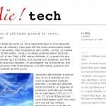 Le blog de la semaine (13) : Aïe ! tech