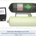 Le CEA et ses partenaires font avancer l'hydrogène