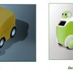 DustBot, le robot des rues