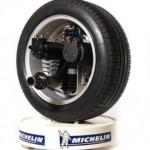 La roue motorisée par Michelin