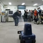 Tmsuk, le robot policier