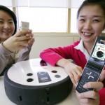 Un robot-aspirateur qui se contrôle depuis son mobile