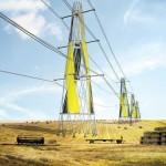 Des pylônes générateurs d'électricité ?