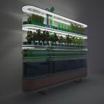 Une biosphère pour cultiver sa nourriture à la maison