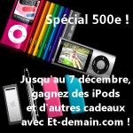 Dernier jour pour participer au jeu «spécial 500e» !
