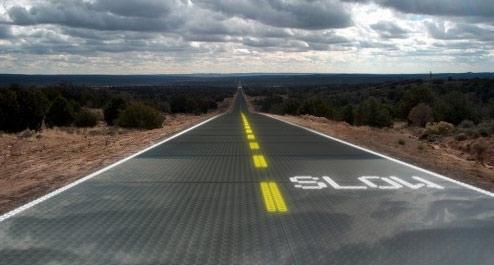 Utiliser les routes comme panneaux solaires et - Comment fonctionne les panneaux solaires ...