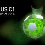 CTRUS, le ballon de foot du futur