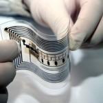 Des puces RFID imprimées sur du papier !
