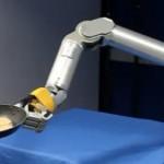 Le robot qui apprend à faire les pancakes