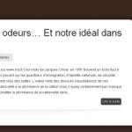 Nouveau blog : Devoir(s) d'opinion