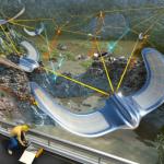 SMAVNET : un réseau aérien fait de robots volants