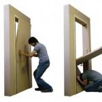 La porte qui vous sauvera en cas de séisme