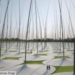 Windstalk, des éoliennes qui vivent comme les blés
