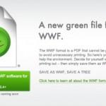 .WWF, le format qui ne s'imprime pas