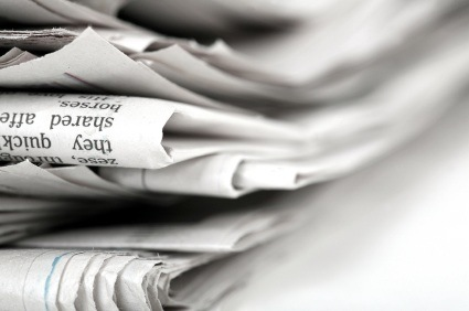 Et les journaux deviennent carburant