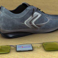 La chaussure qui recharge ton mobile !