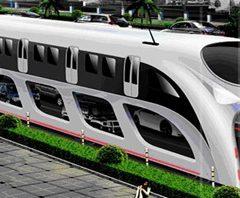 Le bus chinois du futur