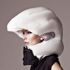 Le casque-airbag pour cycliste