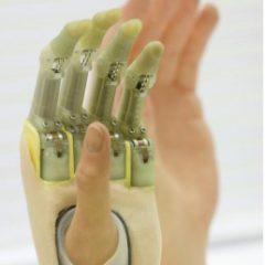 D'impressionnants doigts bioniques