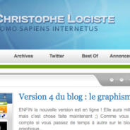 Interview « Nos Futurs » : Christophe Logiste