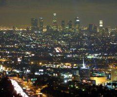 Los Angeles passe aux LED